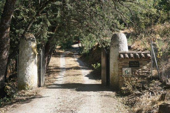 Hotel Rural Xerete: Entrada