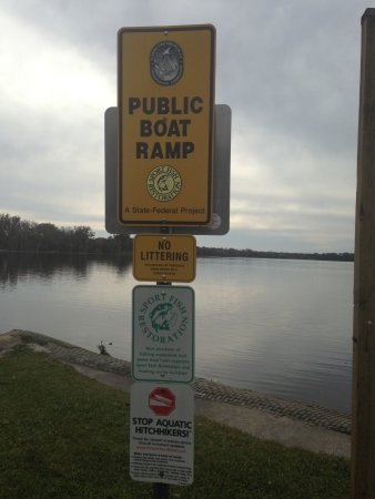 De Leon Springs, Флорида: Lake Dias