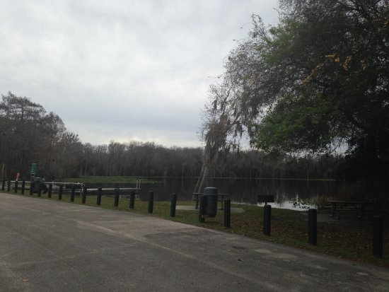 De Leon Springs, FL: Lake Dias Boat Ramp