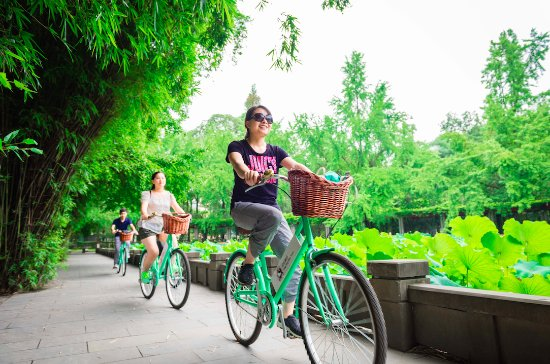 Ding Ding Bike Tours Chengdu