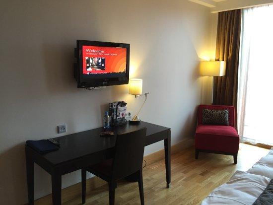 Radisson Blu Elizabete Отель: desk side