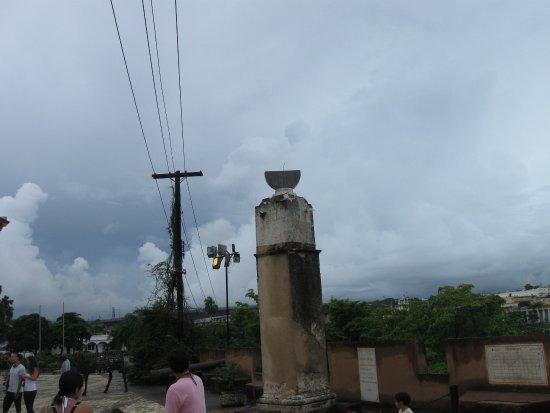 Santo Domingo City Tour: 1st compass