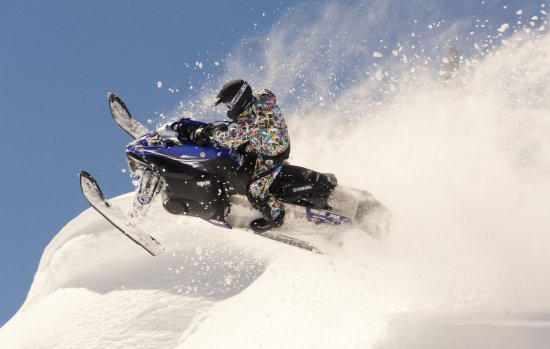 Brandin' Iron Inn: Over 400 miles of groomed trails that lead you to the best back country adventures