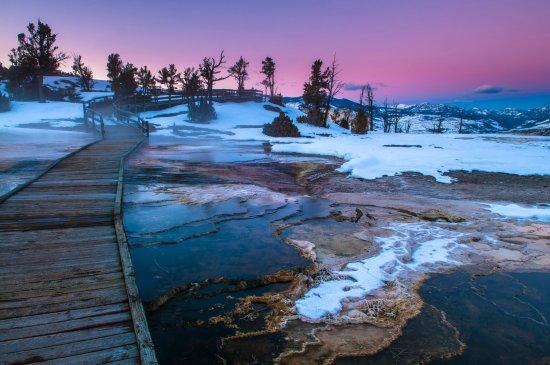 Brandin' Iron Inn: Beautiful Yellowstone