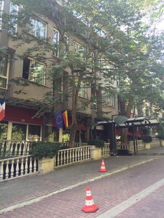 라 메종 호텔 사진