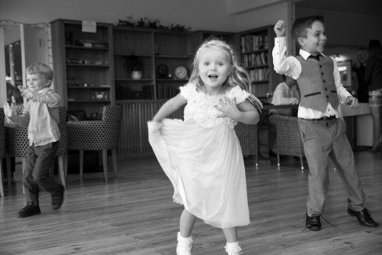 Ditchling, UK: Kid friendly