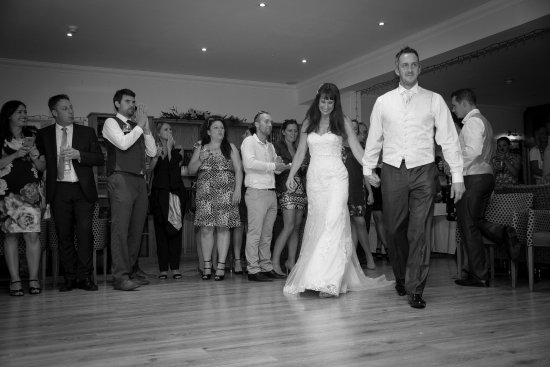 Ditchling, UK: the first dance