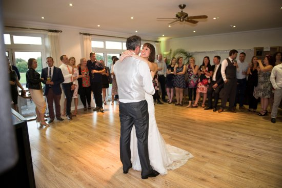 Ditchling, UK: thre first dance