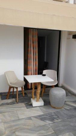Hotel Perrakis: 20160909_093103_large.jpg