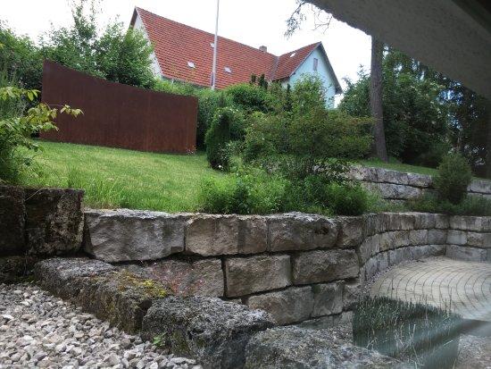 Hotel Herrmann Yin Und Yang Garten