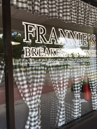 Royal Palm Beach, FL: Had breakfast Frannies & was amazing. Great serve, met the owner and he so funny ... You gotta h