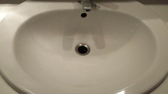 Carnoux-en-Provence, Francia: Manque le bouchon de l'évier