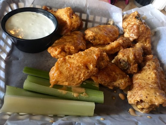 Bangor, PA: All you can eat wings on Sunday