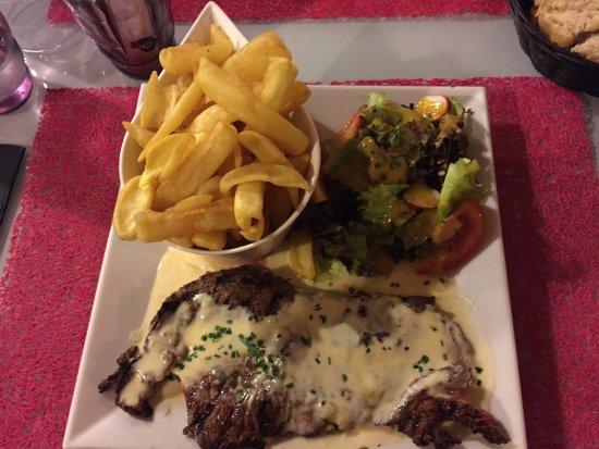 Restaurant L Endroit Chateau Arnoux