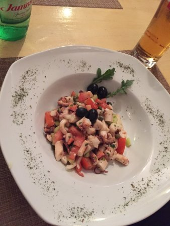Sali, Croacia: Fresh and delicious