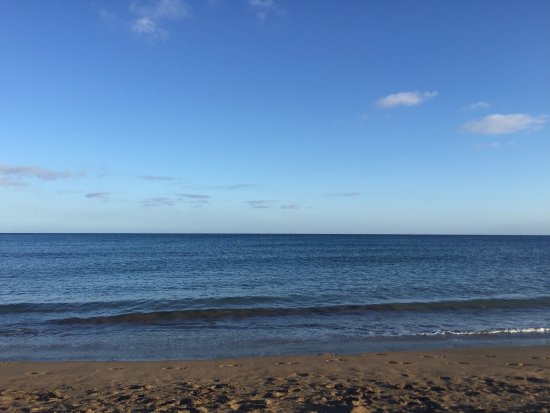 Playa de los Pocillos