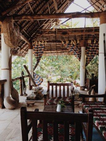 Chuini, Tanzania: Open Area