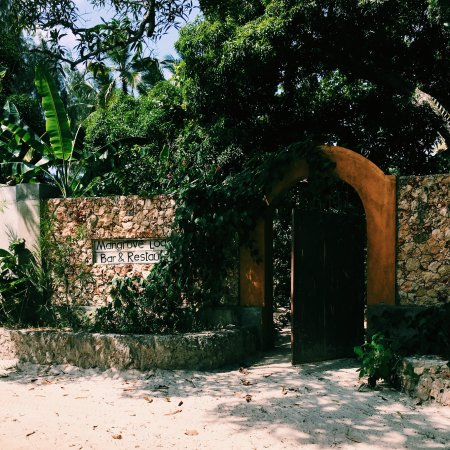 Chuini, Tanzania: Beach Access