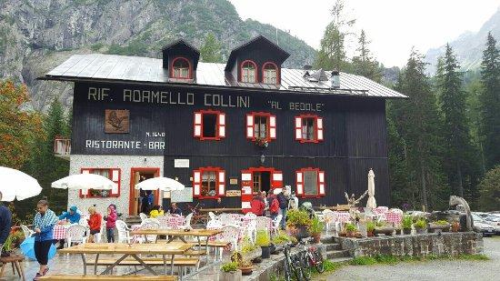 Strembo, Italien: Rifugio Adamello Collini Al Bedole