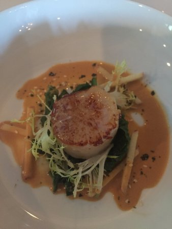 Forestville, Californien: Scallop