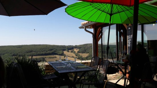 Puycelci, Francia: Très sympas