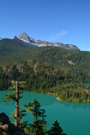 North Cascades National Park, WA: Terrific scenery