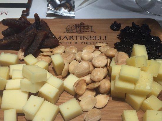 Windsor, Kalifornien: The Cheese Board