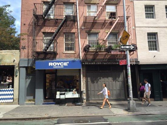 royce chocolate new york city 253 bleecker st greenwich village menu prices tripadvisor royce chocolate new york city 253