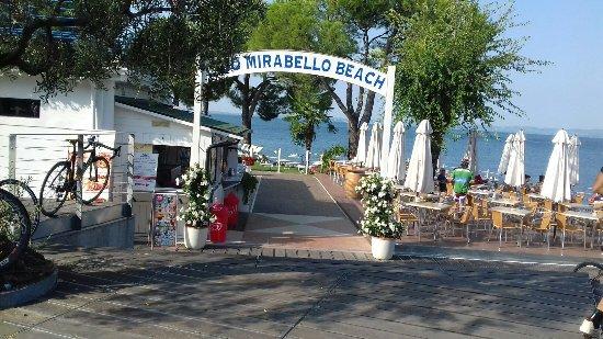 Lido Mirabello Beach