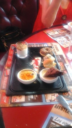 Buffalo Grill: La diligence des desserts
