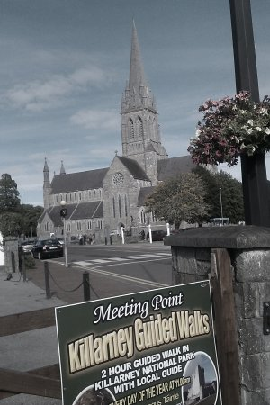 Killarney Guided Walks : Killarney Cathedral