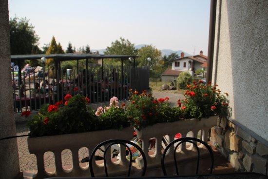 Cantalupo Ligure, Italia: il panorama