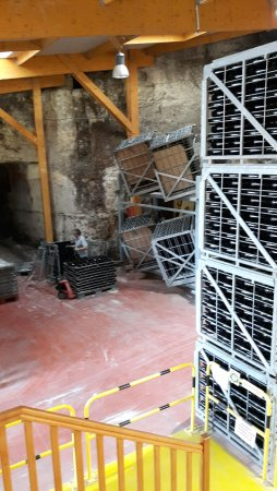 Montlouis-sur-Loire, Fransa: Cave des Producteurs de Montlouis