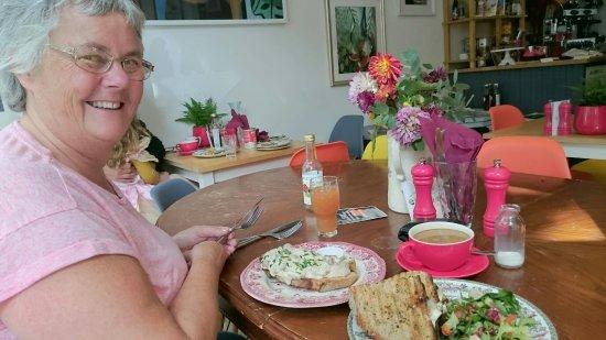 Penryn, UK: Stargazy Cafe