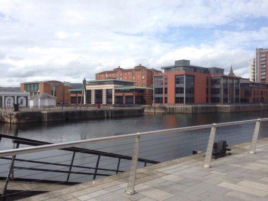 Clarendon Dock