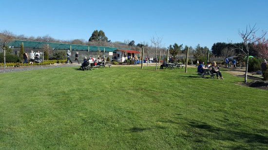 Mosgiel, New Zealand: Wal's Plant and Fun Land
