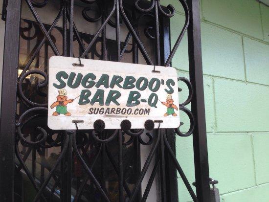 Sugar Boo's Bar-B-Que: Best!!