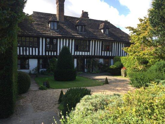 Bramber, UK: The house