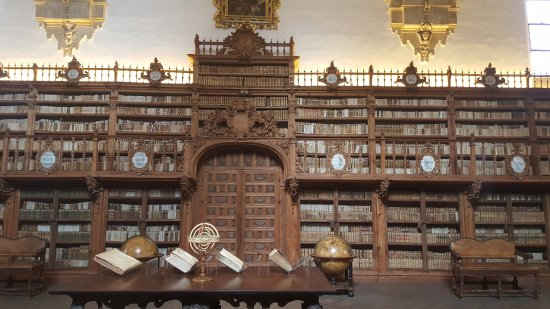 Biblioteca de la Universidad de Salamanca - Picture of ... - photo#35