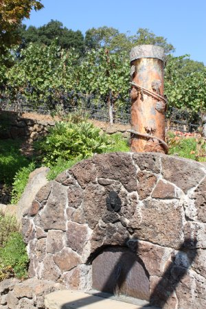 Angwin, Kaliforniya: The pizza oven