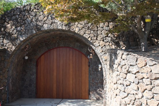 Angwin, CA: The cave