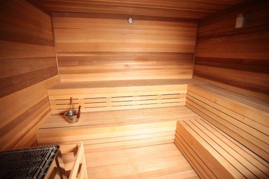 Wilton Manors, Φλόριντα: Dry Heat Sauna