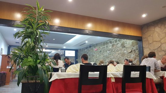 Vila Verde, Portugal : Restaurante Sevilhana