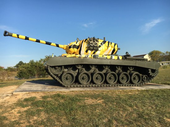 U.S. Army Heritage and Education Center: tiger tank