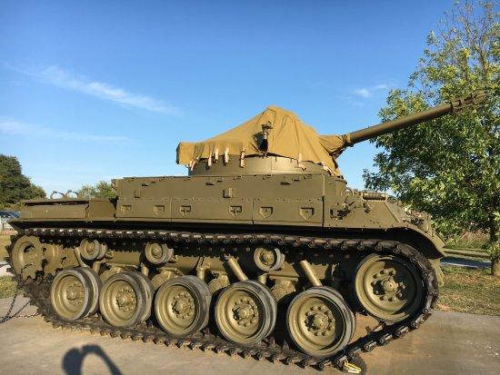 Carlisle, Pensilvania: tank