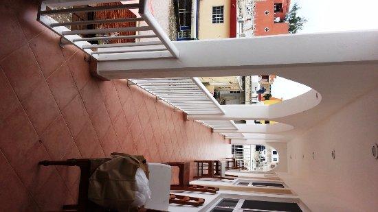 Hotel Marcianito: Room Shared Balcony