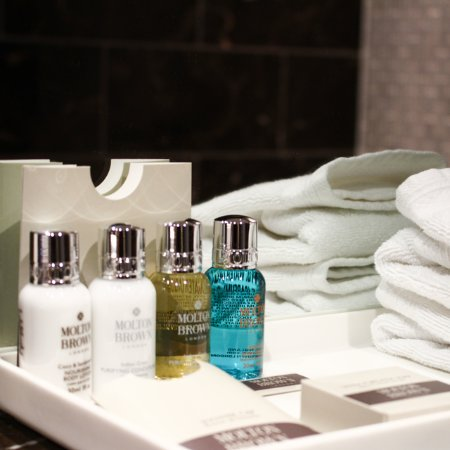 Loden Hotel: Our guests love Molton Brown