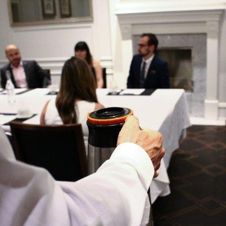 Loden Hotel: Grand Salon meeting