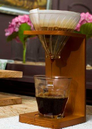 Bierbeek, België: B&B Karrehuis koffie