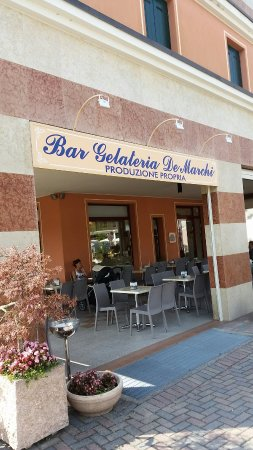 Punta Sabbioni, Italia: Best Gelateria in Ca' Savio with reasonable prices